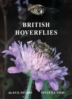 British hoverflies book cover